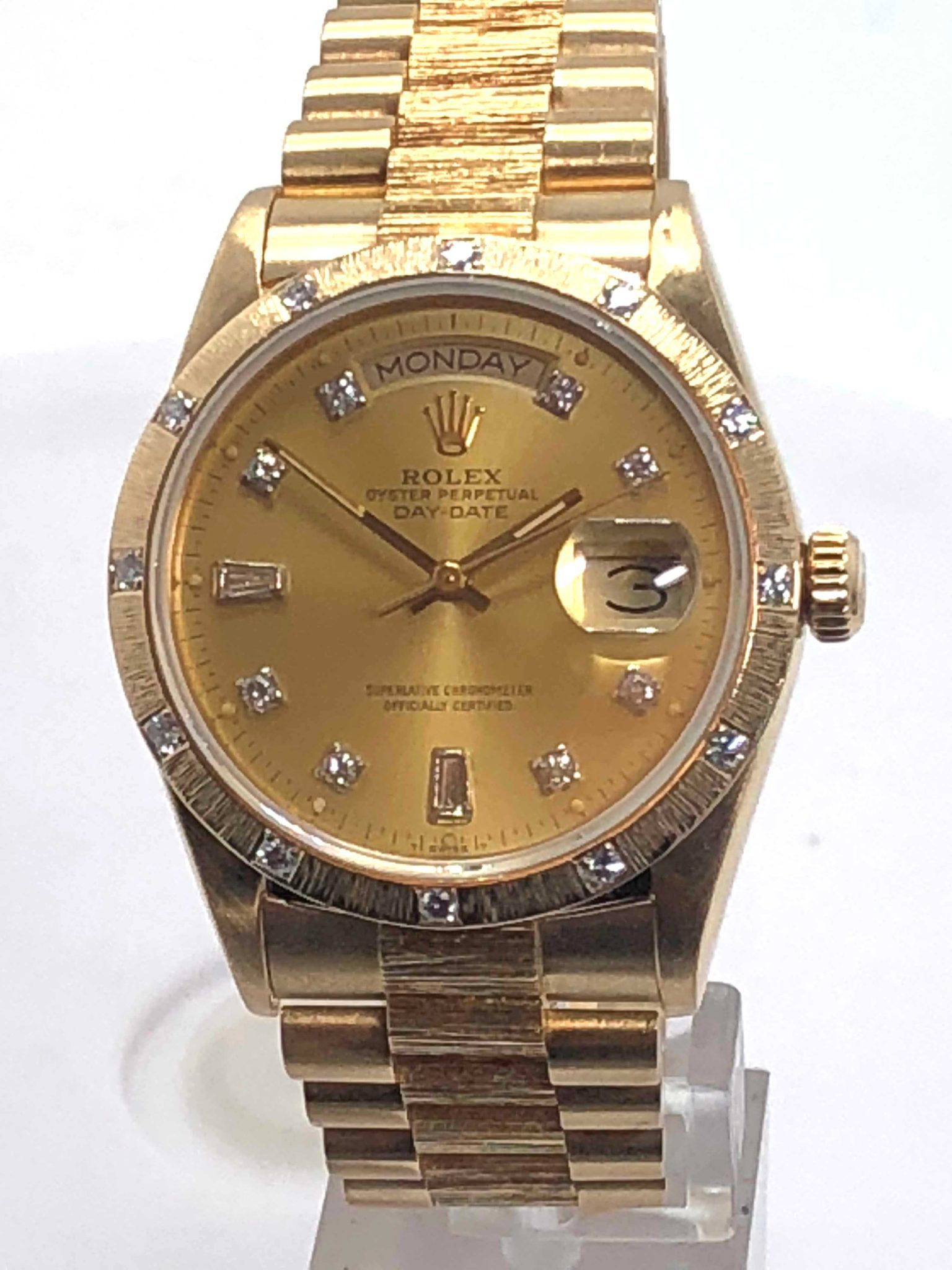Rolex Oyster Perpetual Day-Date MODEL # 18108