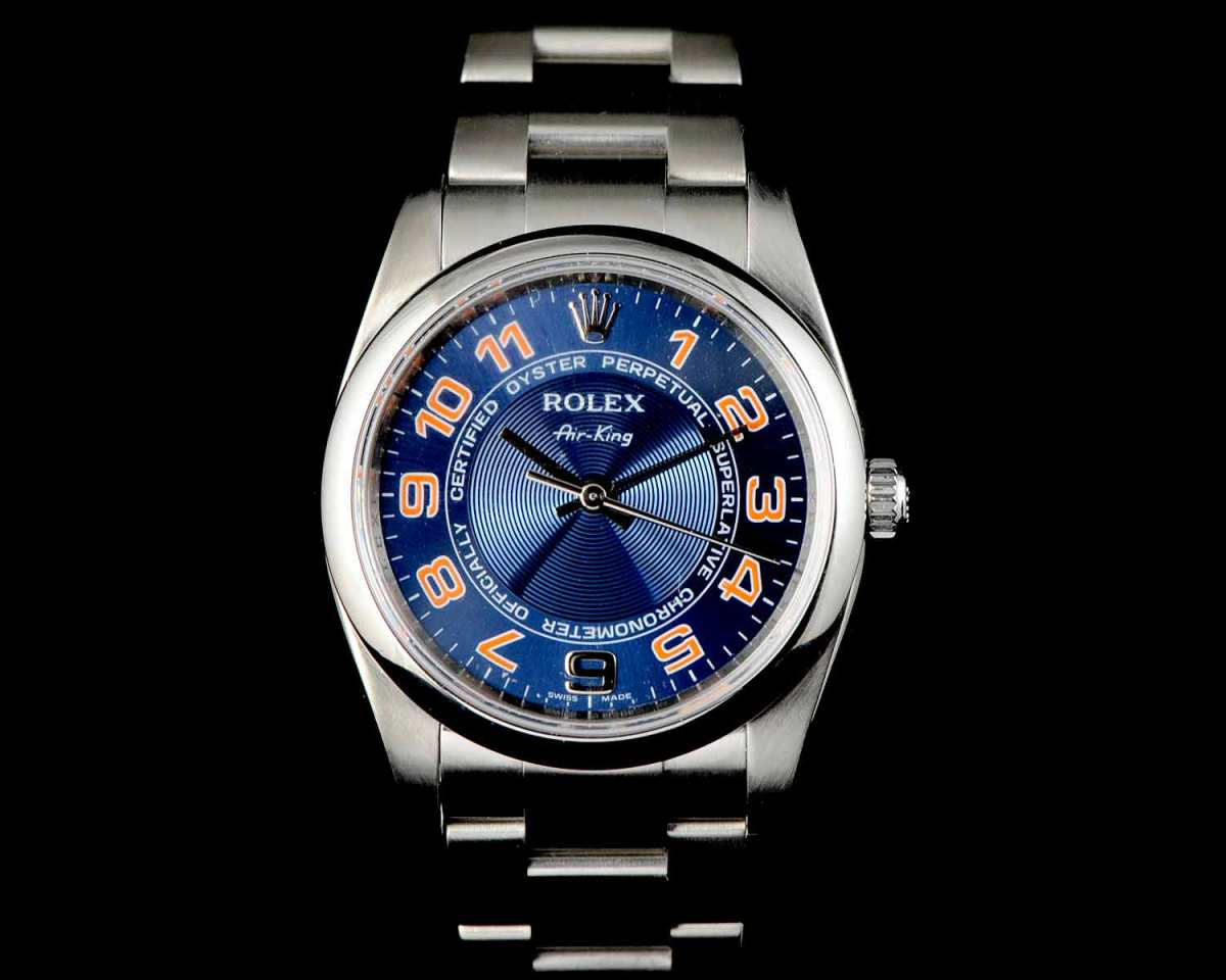 Rolex Air-King Oyster Band Model 114200